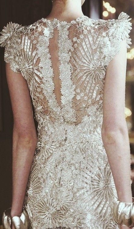 Oscar Carvallo Spring Couture 2013