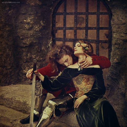 jenniferrush:    tale of chivalry (by Valeriya Reshetnicova ( iuventa))