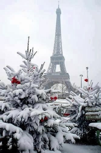 FunStocki: Winter in Paris