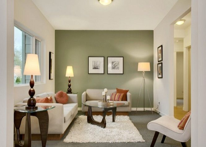 living room paint ideas with accent wall paint color on paint for living room walls id=74403