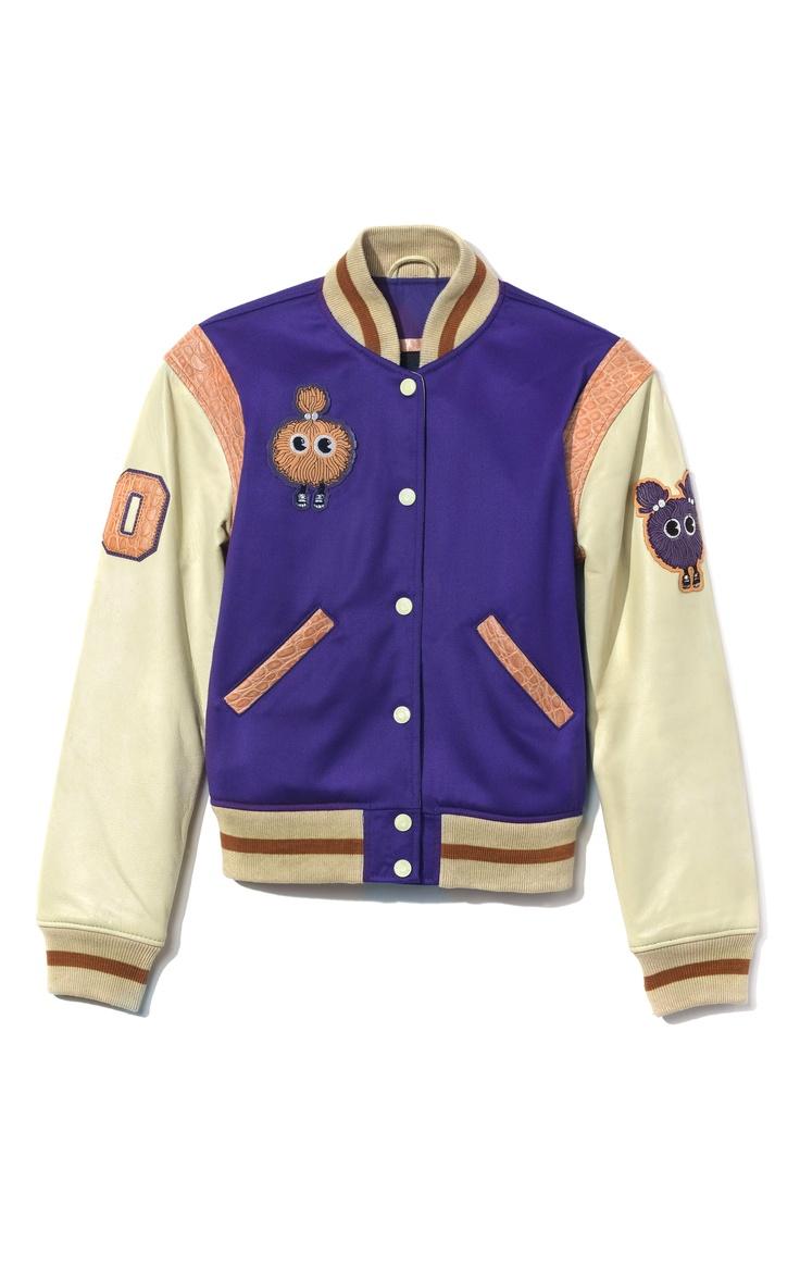 House of Holland: Varsity Jacket