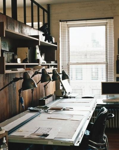 #Wooden #Vintage #Workspace