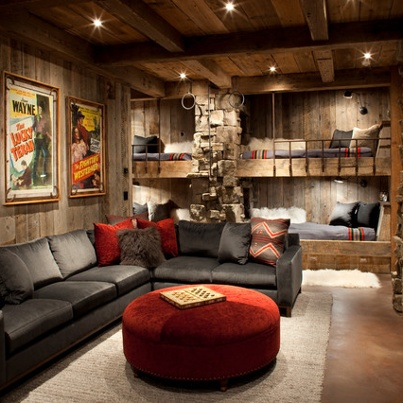 family den in basement design ideas Basement Den Ideas id=16006