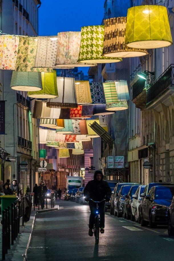 LINEN LUX rue du Mail, Paris