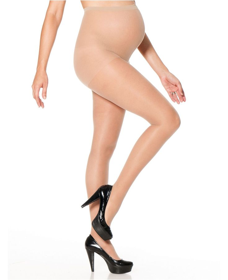Motherhood Maternity Sheer Lycra® Pantyhose - Maternity - Women - Macy's