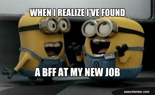 Image result for Work BFF