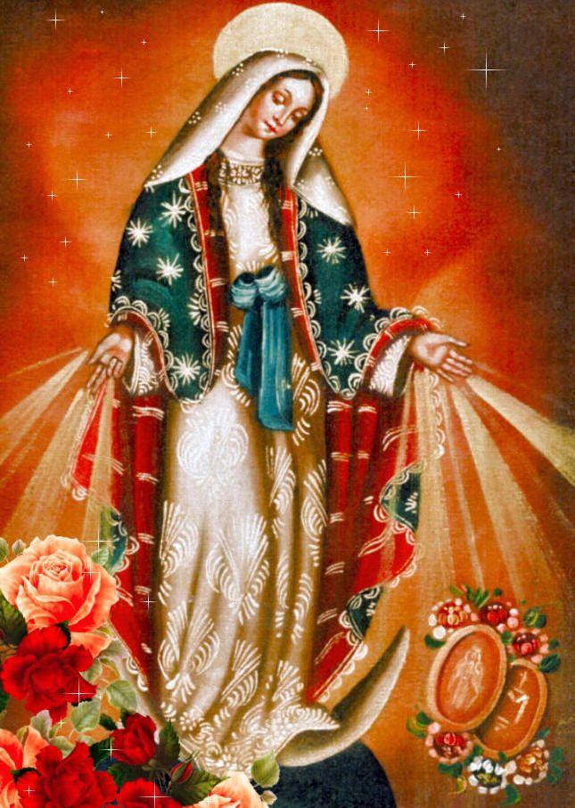 Hoy es el Día de Nuestra Señora de la Medalla Milagrosa. ¡Oh María sin pecado concebida, ruega por nosotros que recurrimos a ti!