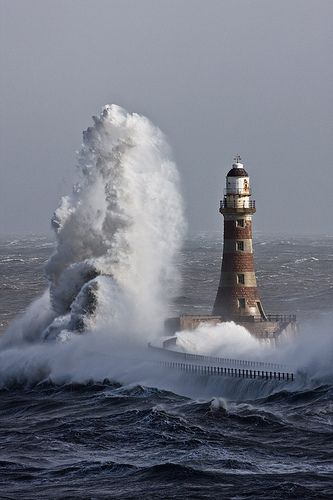 Lighthouse Sunderland, England