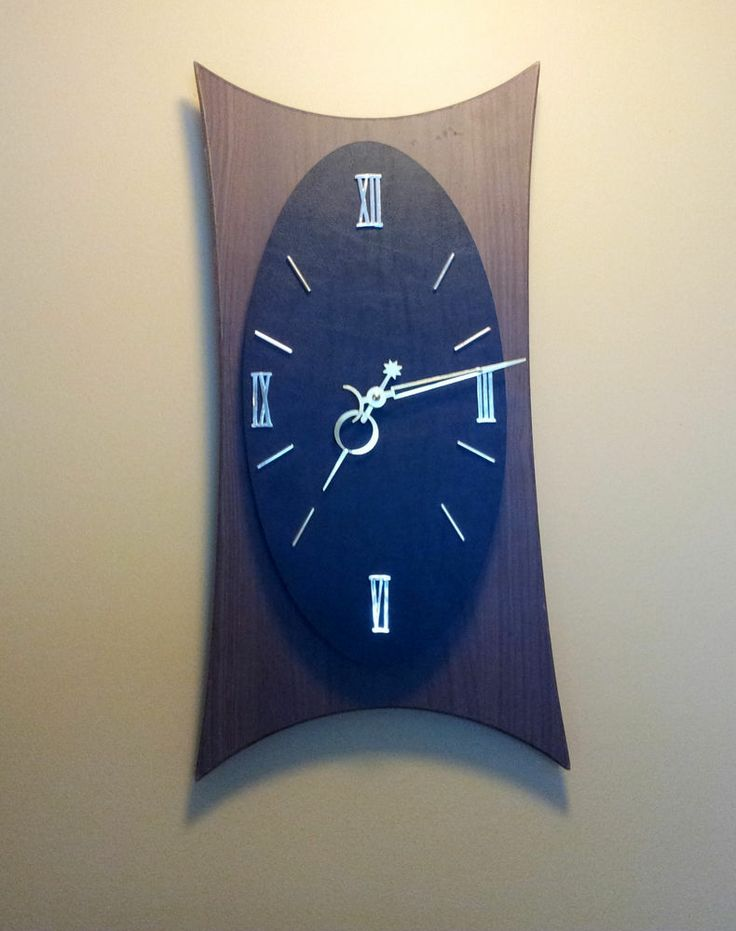 retro harris and mallow wall clock battery powered on wall clocks battery operated id=38644