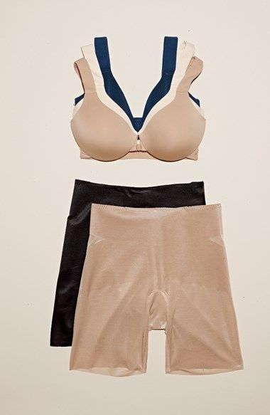 SPANX® 'Skinny Britches' Mid-Thigh Shaper | Nordstrom