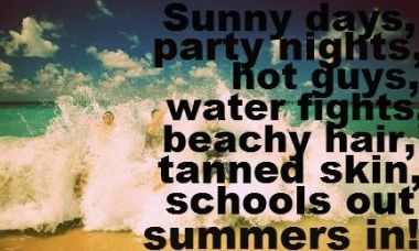 Summer Party Quotes