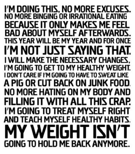 Inspirational Weight Loss Quotes   Weight Loss Hacked