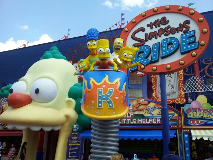 Simpsons Attraction