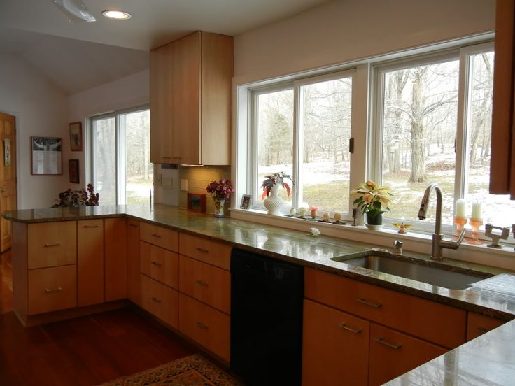 15 Surprisingly Kitchens With Lots Of Windows House Plans 18873