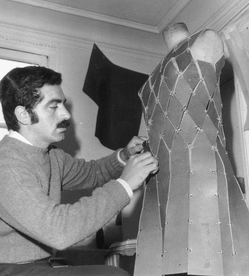 Paco Rabanne, 1965