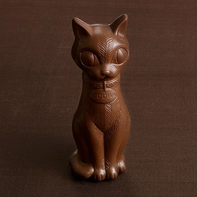 i eat chocolate cats all day long.