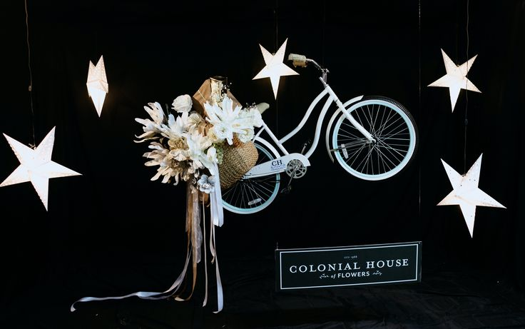 Starry Night by Colonial House of Flowers.Kiwanis Ogeechee Fair 2013 Display.   Photography; @Jessica Porter
