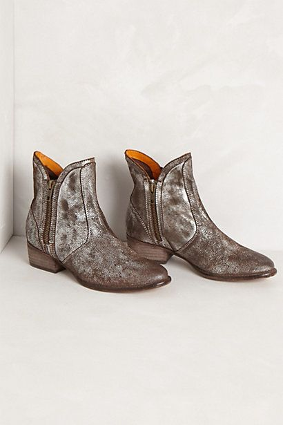 Tilden Booties #anthropologie