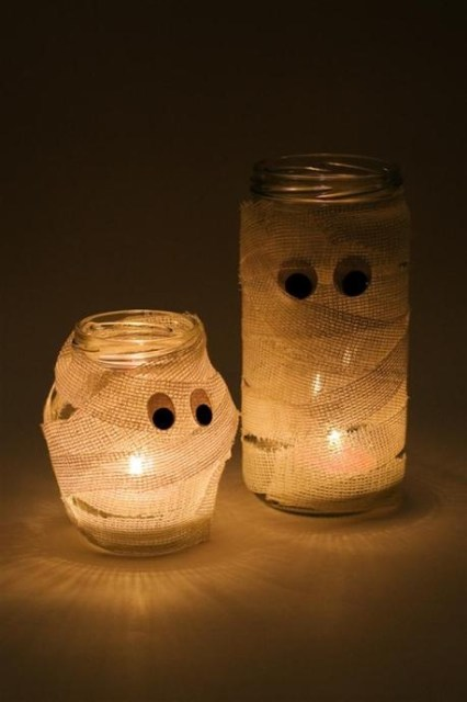 ideas monstruosas para Halloween