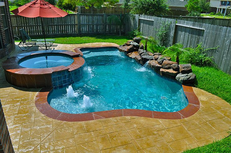 Small Built In Pool Designs | Joy Studio Design Gallery ... on Cute Small Backyard Ideas id=77767