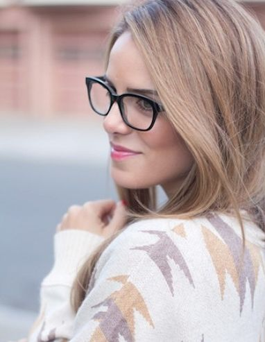 10 ways to look gorgeous in glasses…