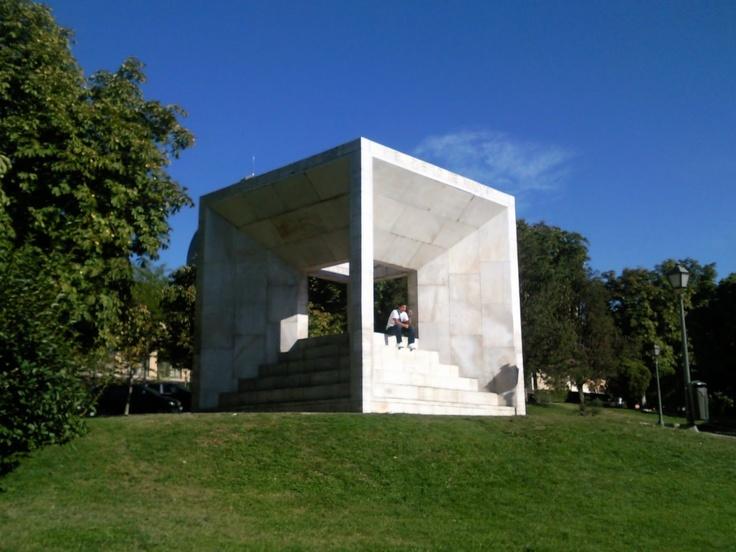 Monumento a la Constitución en Madrid