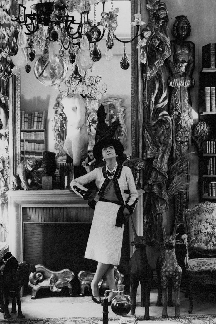 "Gabrielle ""Coco"" Chanel Foto: Fairchild Archive"