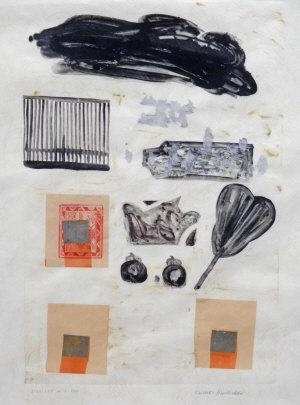 Elizabeth Blackadder - Still Life with Fan, 1991,... on MutualArt.com