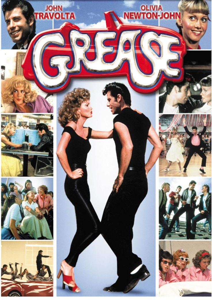 Grease - Rotten Tomatoes One of the only musicals I could ever stand.