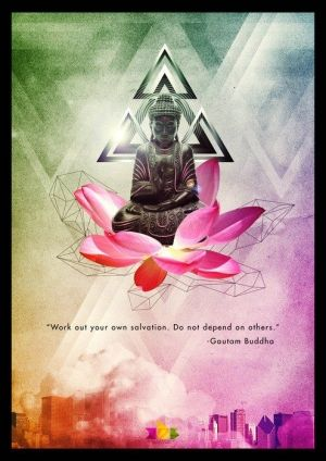 Lotus Flower Buddha Quotes. QuotesGram