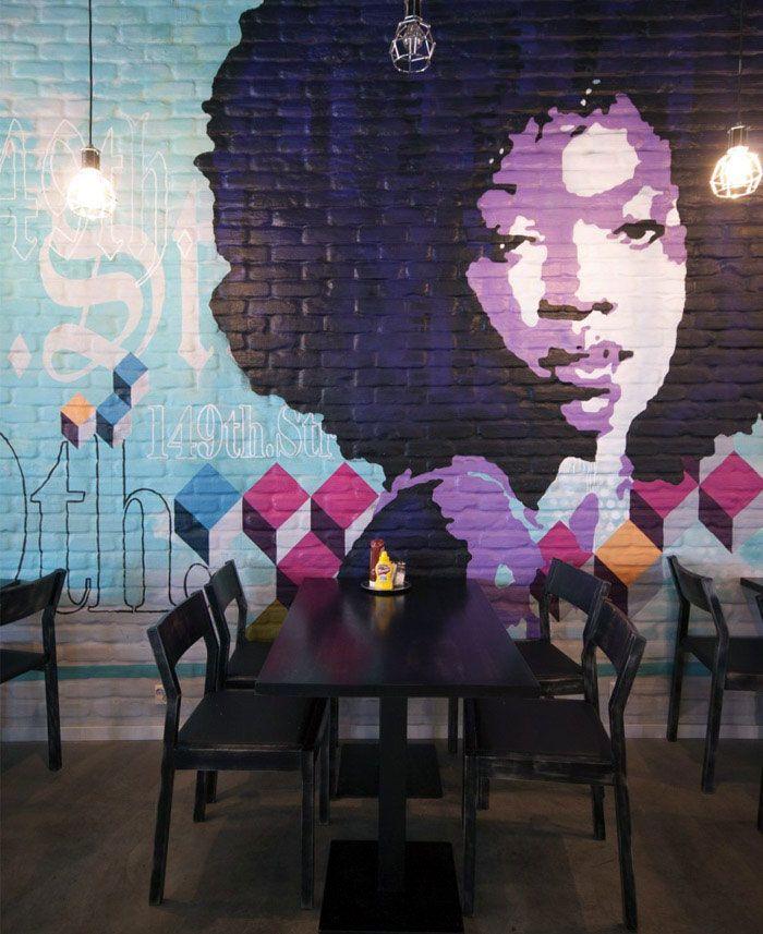 New restaurant design...