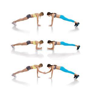 partner workout: sets-1 reps-10-12 rest-60 seconds