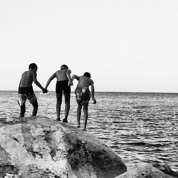 Prova di amicizia, Portonovo - Foto di @ danmazzacurati