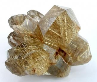 Piedras Mágicas  El Cuarzo Rutilado o Cabello de Venus ... ea7a770640e