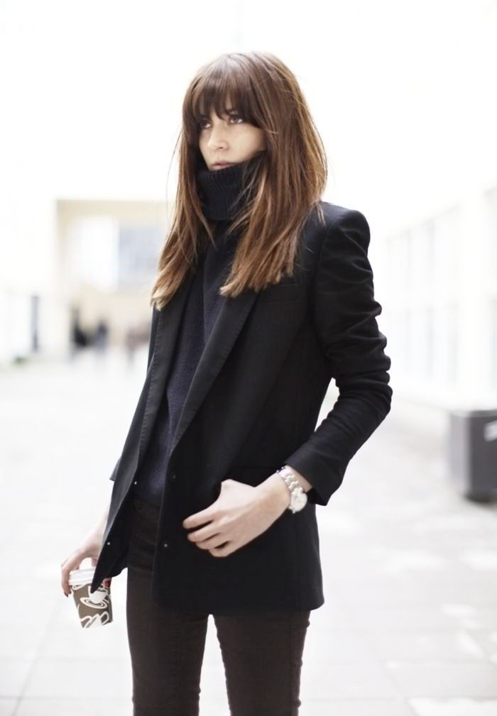 Turtleneck #minimalist #fashion