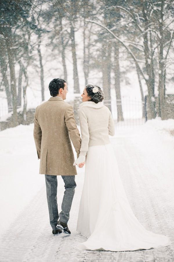It's A Wrap: 7 Best Bets for Keeping the Chill Off This Winter | OneWed