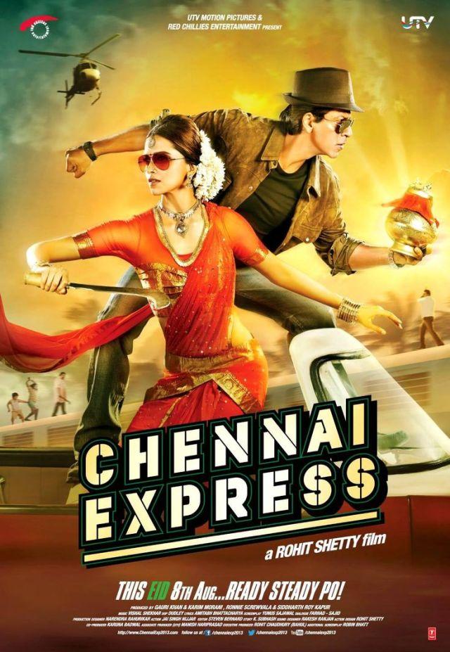 Chennai Express - this movie is amazing!