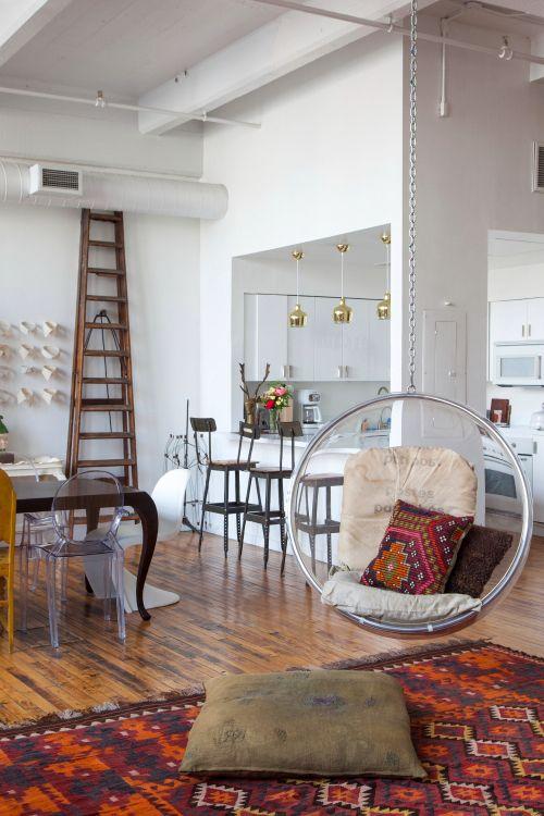 deco trend en apesanteur my little home blog. Black Bedroom Furniture Sets. Home Design Ideas