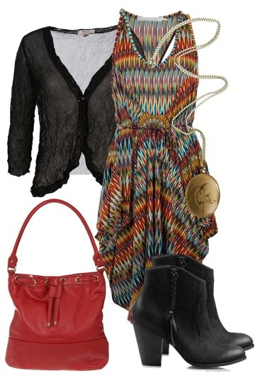 Foxy Lady Outfit includes ELMS + KING, Clarity By Threadz, and Ellis & Dewey at Birdsnest Women's Clothing