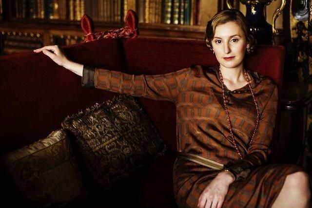 downton abbey season 5 lady edith