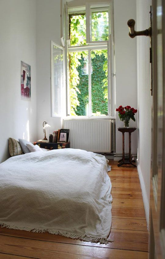 Noemi's Romantic Biedermeier Apartment in Berlin — Green Tour