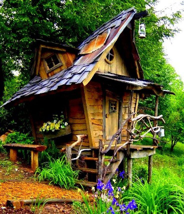 Whimsical Garden Ideas 2014 | Outdoor Spaces | Pinterest on Whimsical Backyard Ideas id=82486