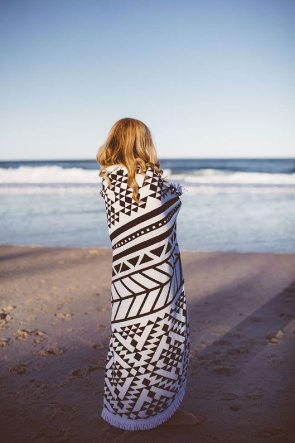 tuesday's girl: the beach people / sfgirlbybay