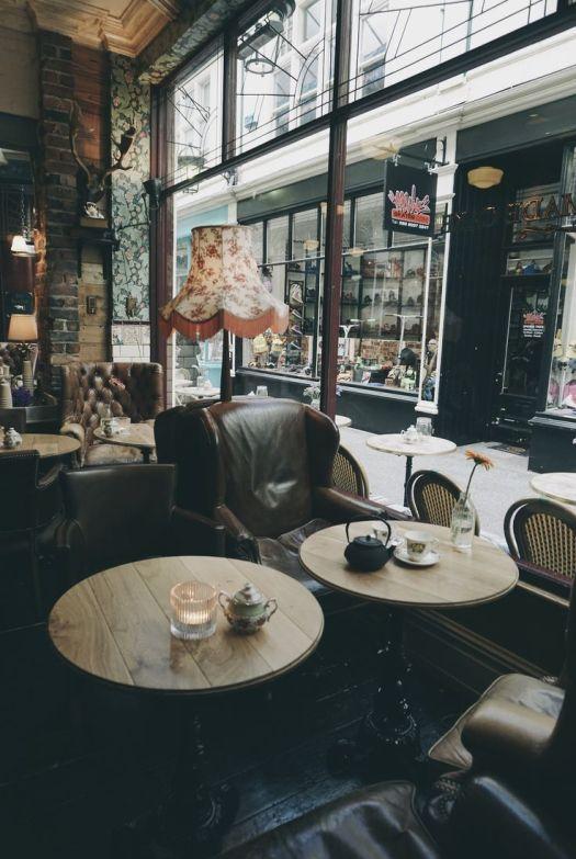 , ref-lin: Barker Tea House, Cardiff, Wales.