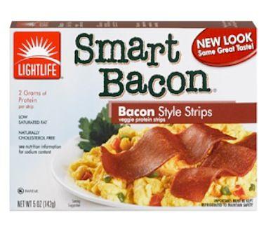 Vegan Lightlife Bacon