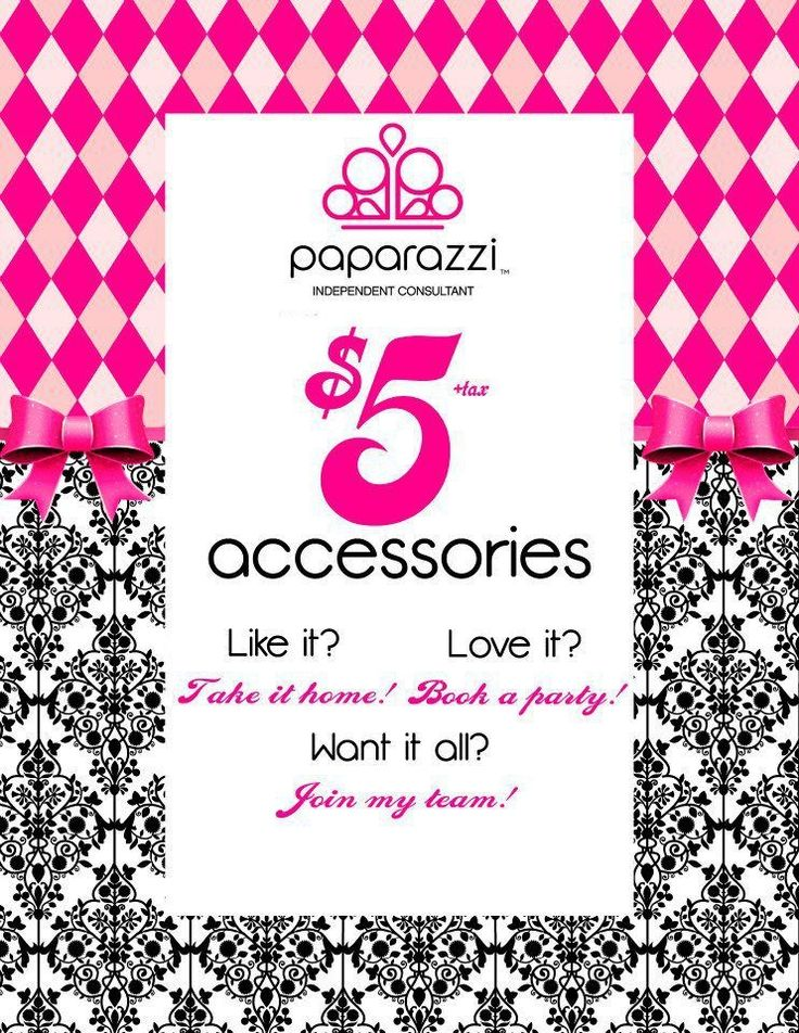 Here is my brand new side business ladies!! Paparazzi Accessories everything is $5.00