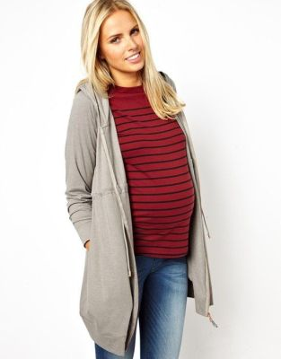 The Best Winter Maternity Loungewear
