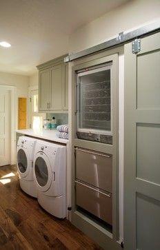 Camino Flores - traditional - laundry room - san francisco - Oz Custom Homes