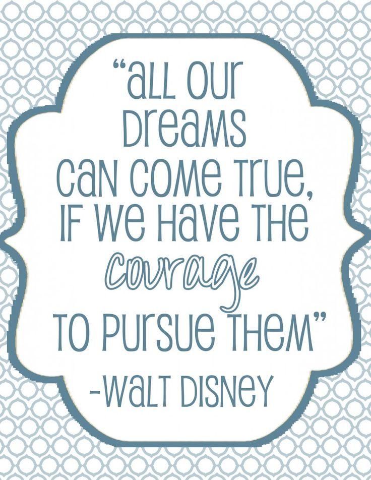 Love Disney quotes