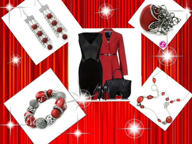 Red.. ..Paparazzi.. Accessories all $5